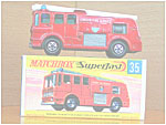 Merryweather Fire Engine 1